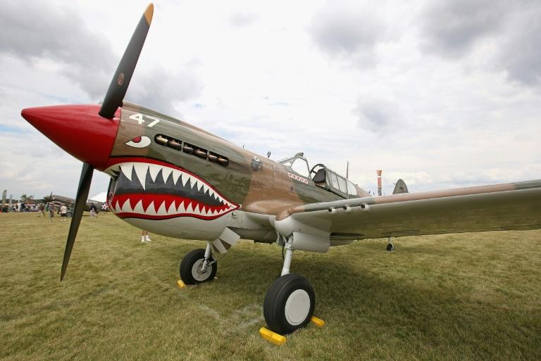 Piloto americano dos 'Tigres Voadores' morre, aos 103 anos