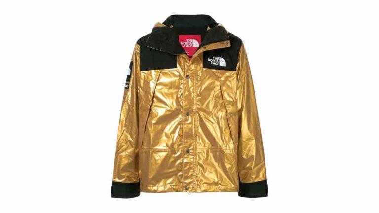 OUSADIA  Parceria da  North Face  com a Supreme  é puro ouro
