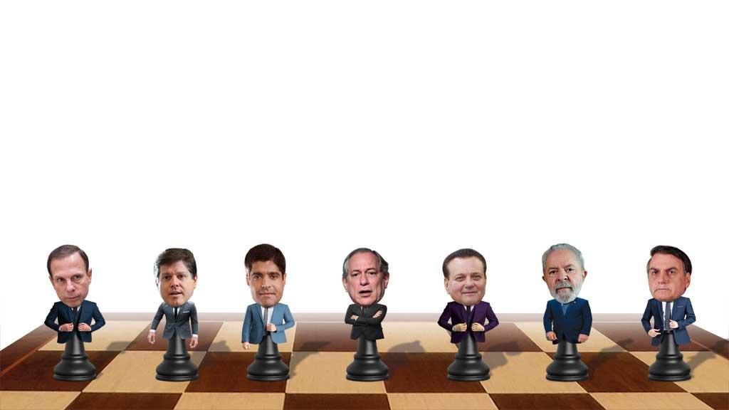 O xadrez para 2022