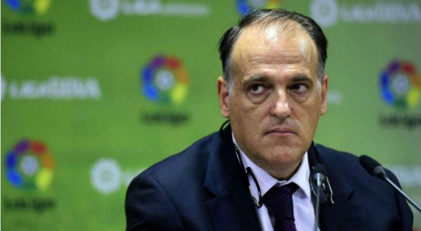 Presidente da La Liga diz que PSG não respeita o Fair Play financeiro: 'Eles trapaceiam'