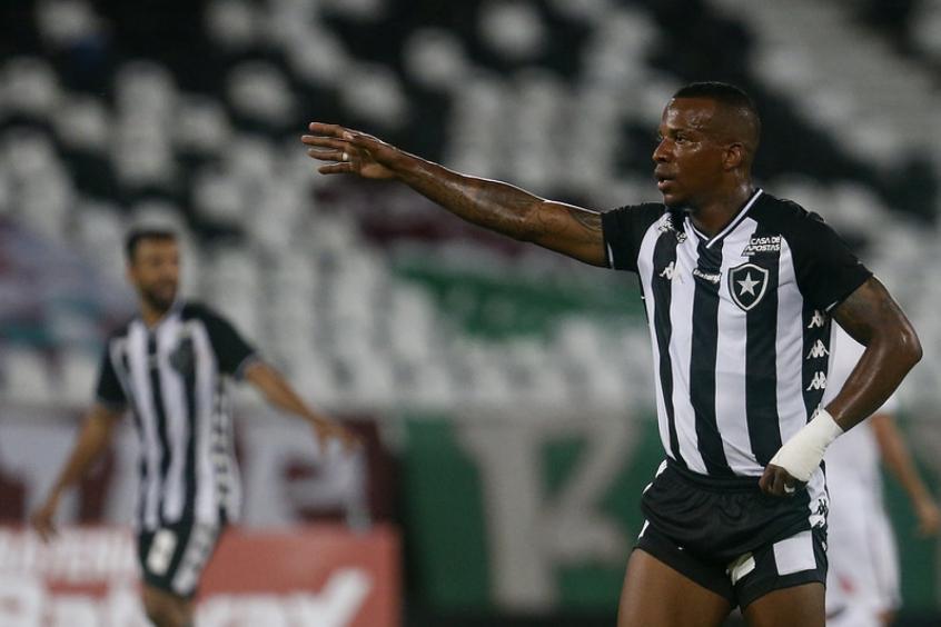 Após saída, Guilherme Santos diz que mental ficou abalado por lesão e torce pelo clube: 'O Botafogo é grande'