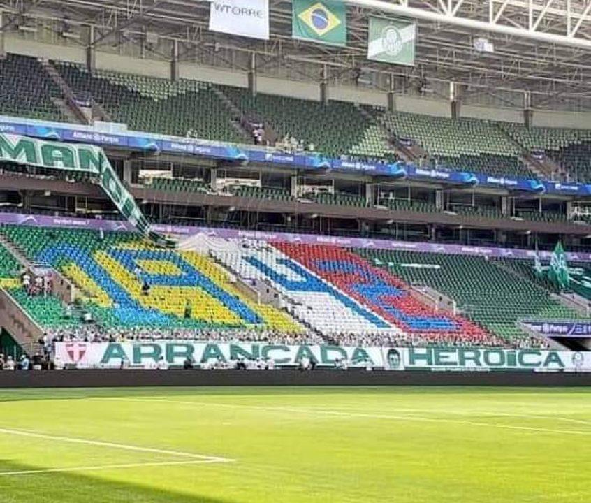 Palmeiras e FPF tentaram público para a Libertadores e governo não deu resposta