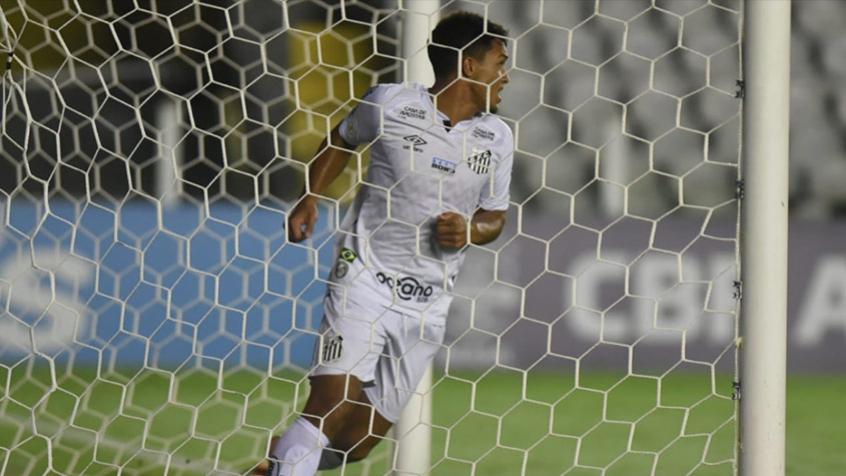 Atacantes do Santos não marcam gols há 50 dias