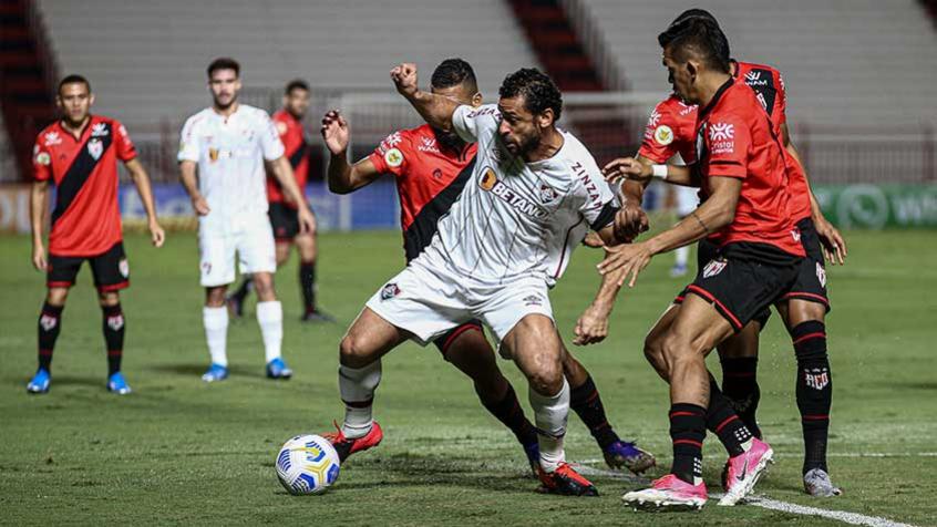 CBF altera data de jogo entre Fluminense e Atlético-GO, pela 25ª rodada do Brasileirão