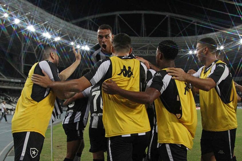 Botafogo chega a 'número mágico' para acesso à Série A se mantiver o mesmo aproveitamento em casa