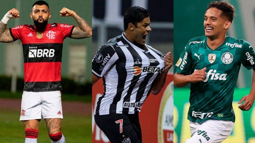Casagrande diz que clube brasileiro é favorito à final da Libertadores: 'Mais time e melhor momento'