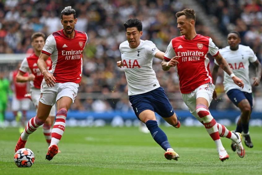 Arsenal x Tottenham: onde assistir, horário e escalações do jogo do Campeonato Inglês