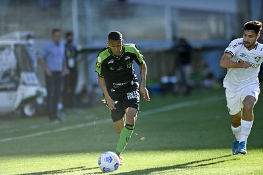 Presidente do Galo confirma que o atacante Ademir será jogador do alvinegro em 2022