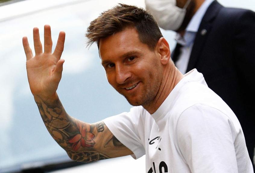 Hospedado em hotel, Messi estaria de olho em castelo para morar com a família em Paris; veja as fotos