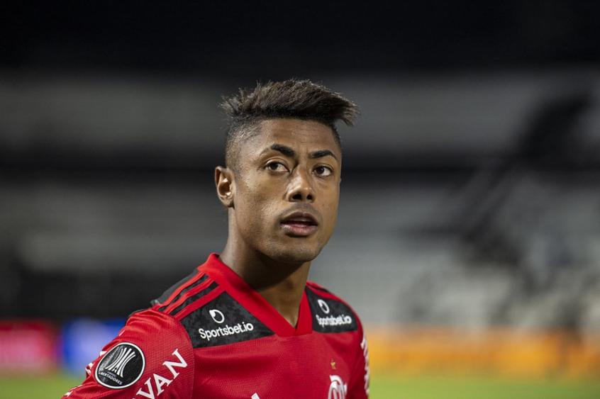Bruno Henrique empata com Pelé e Zico no ranking de brasileiros com mais gols em Libertadores