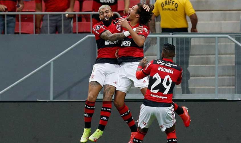 Flamengo é favorito ao título da Libertadores, segundo casa de apostas