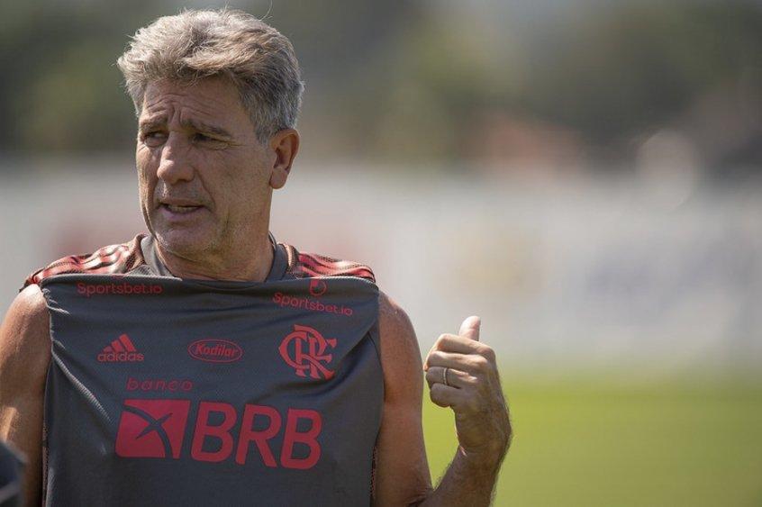 Luiz Gomes: 'O Renato Portaluppi do Grêmio precisa virar o Renato Gaúcho do Flamengo'