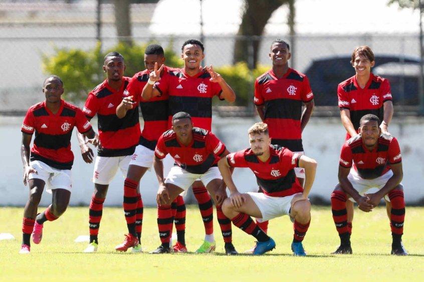Garotos do Ninho: veja onde assistir aos jogos da base do Flamengo na semana