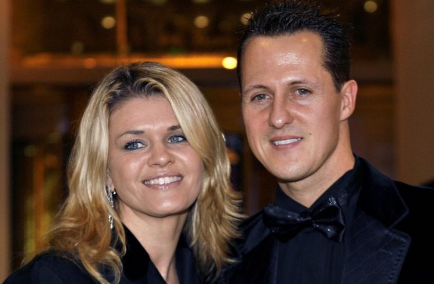 Mulher e filho de Schumacher falam sobre saúde do ex-piloto: 'Michael está diferente, mas está aqui'