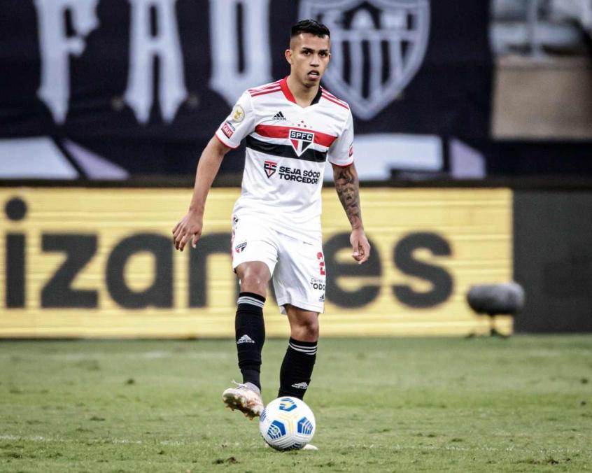 Perto dos 100 jogos pelo São Paulo, Igor Vinícius mira nova sequência como titular