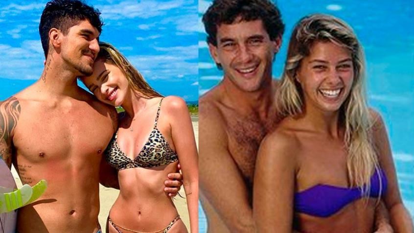 Medina, Senna e as coincidências no caminho até a glória do tri mundial
