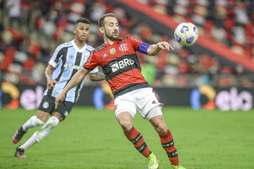 Brasileirão: poupado, Everton Ribeiro desfalca o Flamengo contra o América-MG