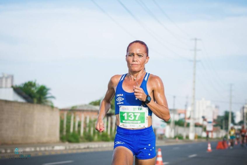 Atletismo perde a maratonista Graciete Santana