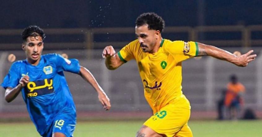 Diego Miranda celebra 1ª vitória do Al-Khaleej na Liga da Arábia Saudita: 'Iremos engrenar a partir de agora'