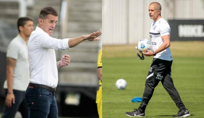 Corinthians reencontra Vagner Mancini; confira o que mudou desde a saída do treinador