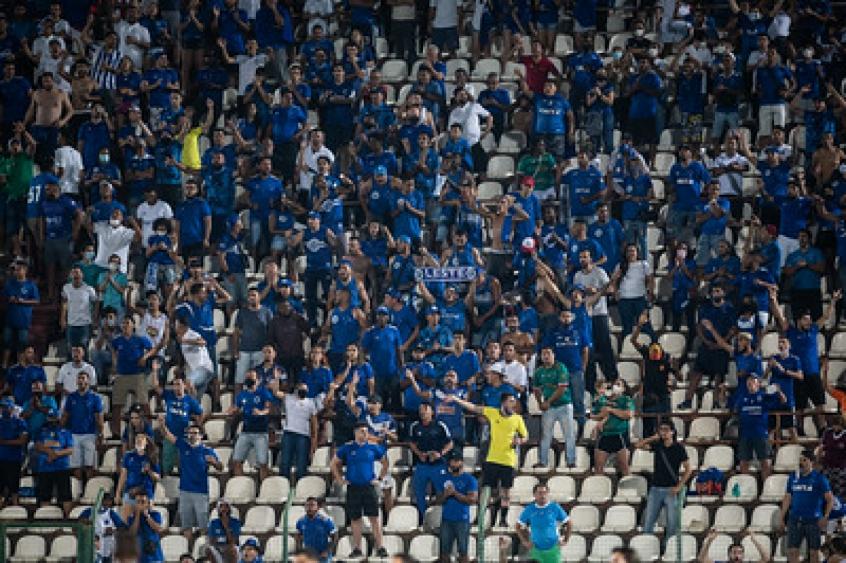 Cruzeiro tem novo lucro na Arena do Jacaré, mas não deve seguir jogando no estádio