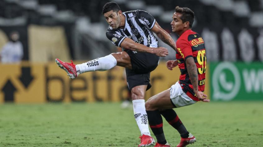 Atlético-MG supera o Sport-PE no Mineirão e mantém folga na liderança do Brasileirão
