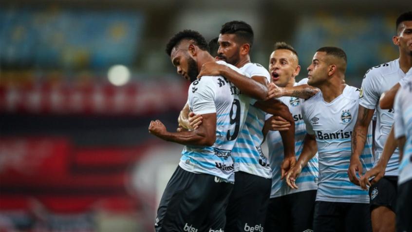 Grêmio reduz distância para escapar da zona de rebaixamento