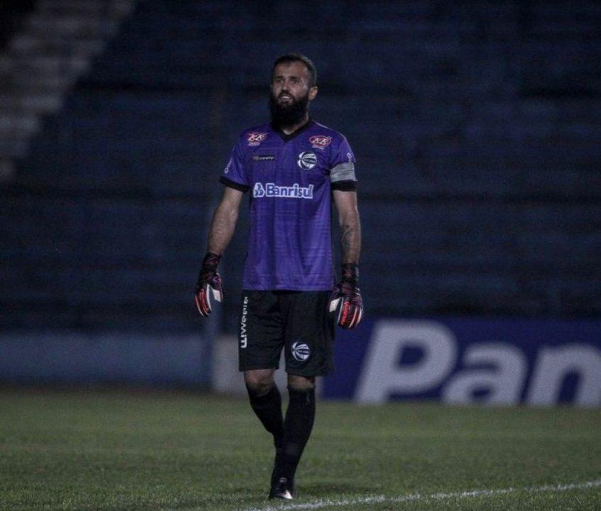 Série C: Rampi analisa vitória e divide marca pessoal: 'Trabalho em equipe'