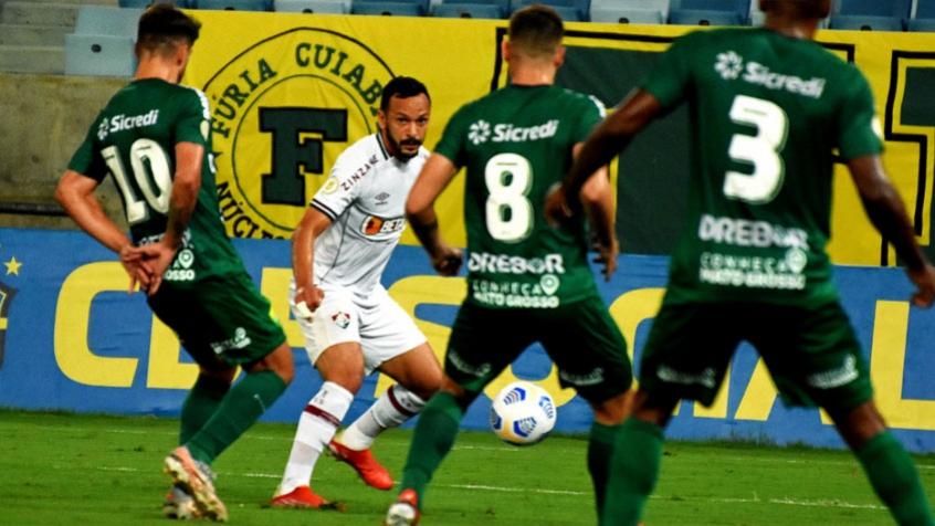 Yago Felipe destaca falta de atenção do Fluminense em empate: 'Sofremos um gol bobo'