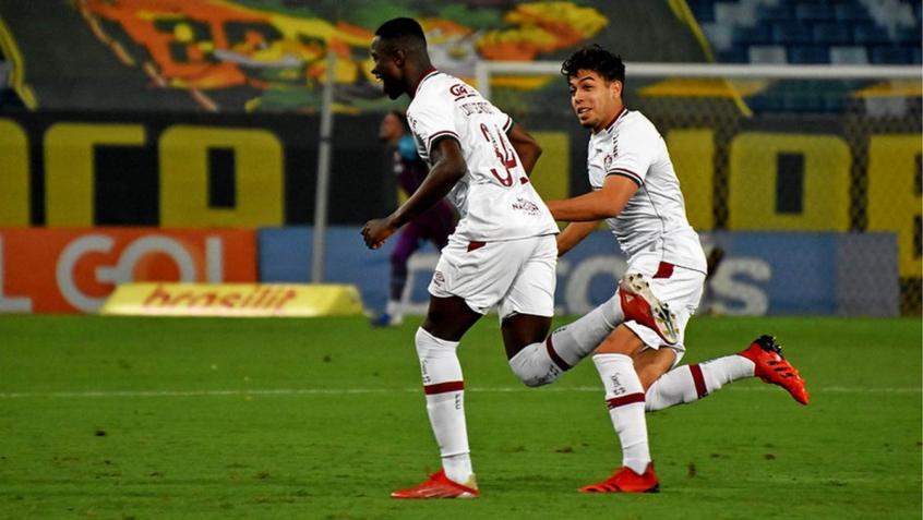 Luiz Henrique cresce e lidera estatísticas em briga do Fluminense por vaga na Libertadores