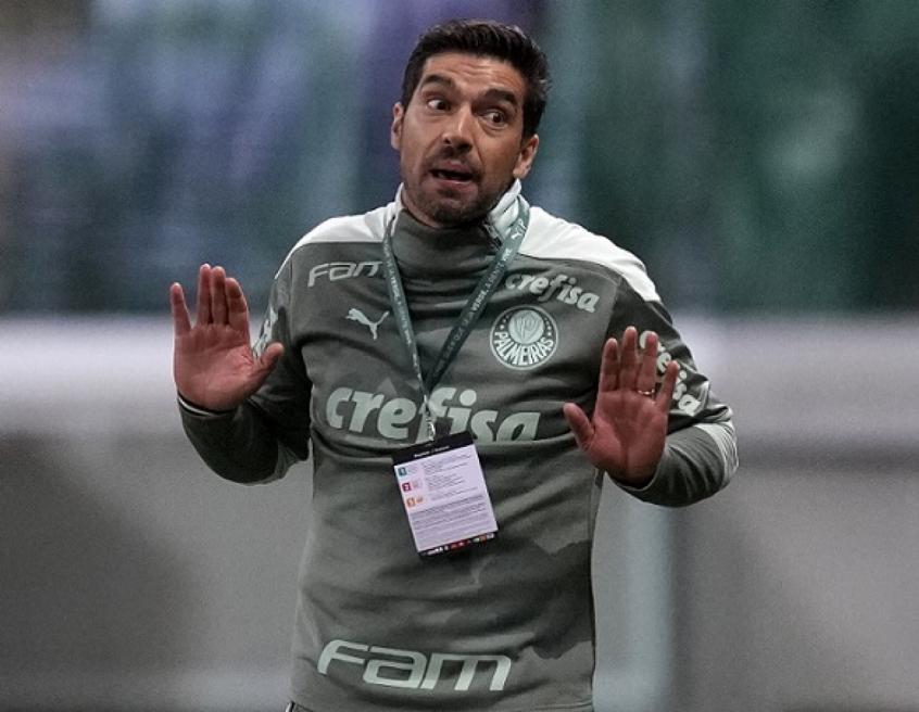 Após empate sem gols, Abel reafirma estratégia do Palmeiras 'O plano foi cumprido'