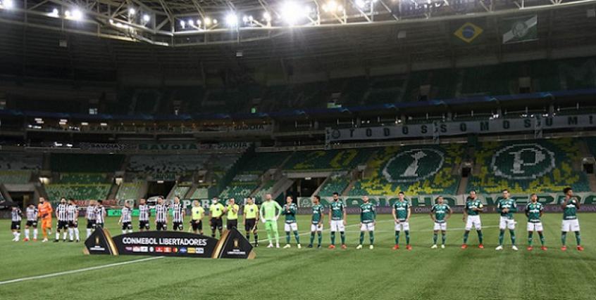 Empate entre Palmeiras e Atlético Mineiro na Libertadores deixa SBT no segundo lugar de audiência