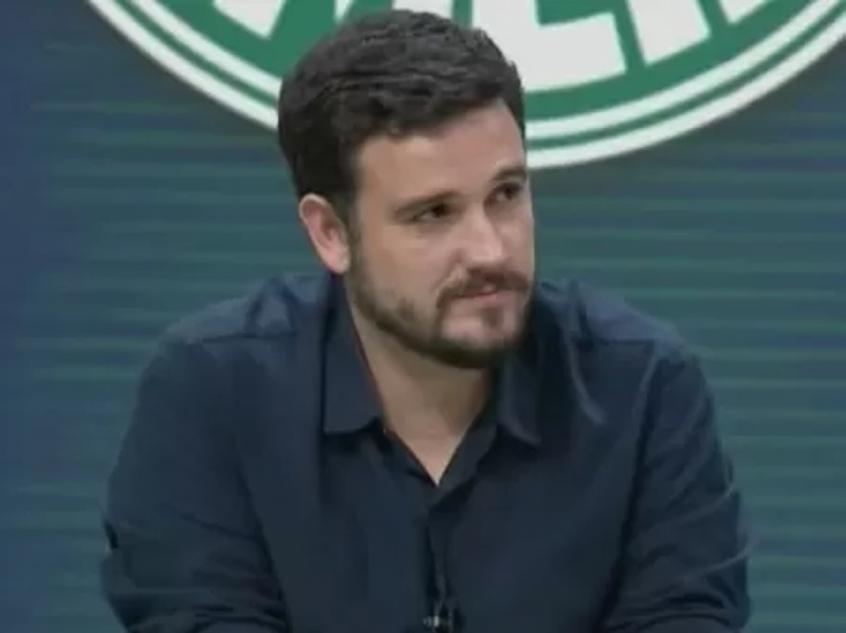 Raphael Rezende diz que Palmeiras 'não fez nada', e não poupa Atlético-MG: 'Jogo pobre'