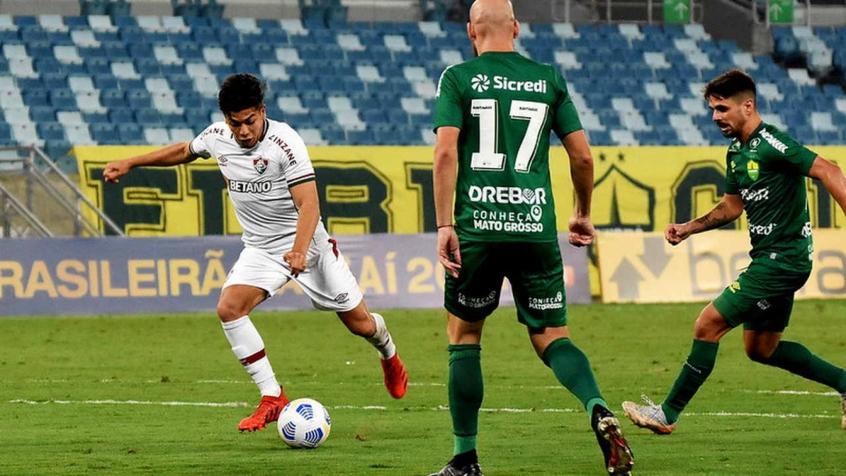 Ao L!, Nonato exalta disputa de volantes no Fluminense, quer vaga na Libertadores e elogia Marcão