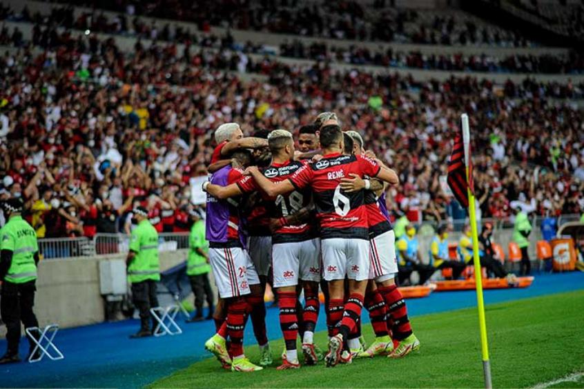 Bruno Henrique brilha, Flamengo bate Barcelona-EQU e larga bem na briga pela final da Libertadores