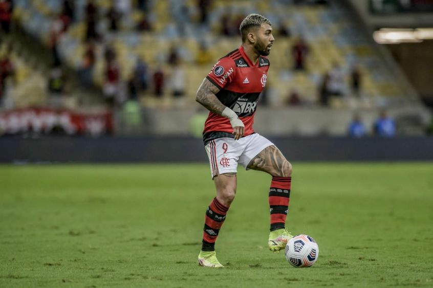 Veja como o posicionamento de Gabigol foi importante para a vitória do Flamengo na Libertadores