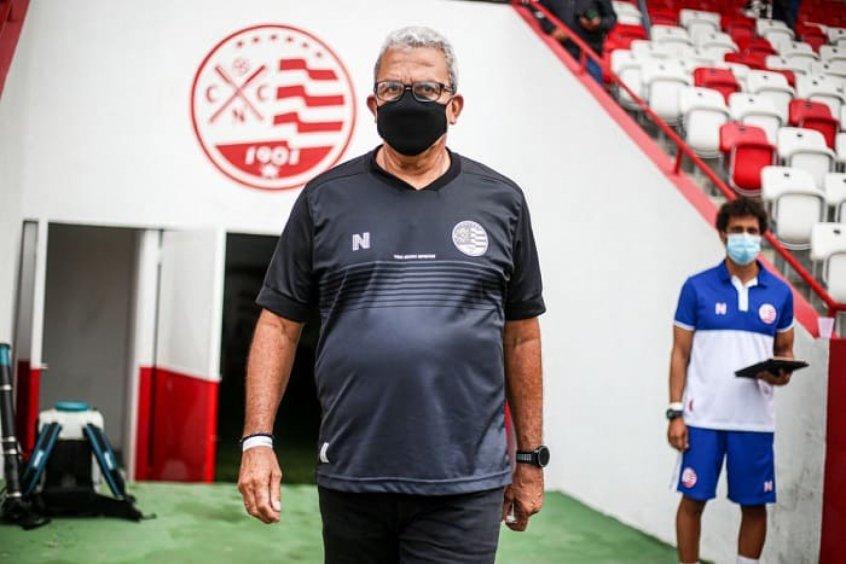 Náutico chega a seis jogos sem vencer na Série B
