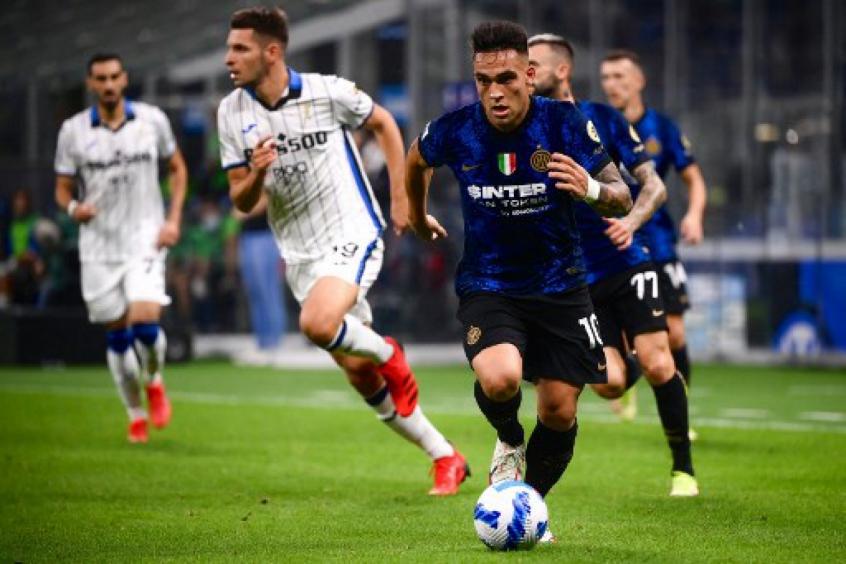 Em jogo movimentado, Inter de Milão e Atalanta empatam pelo Campeonato Italiano