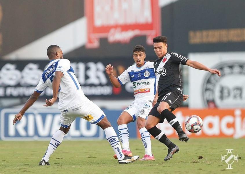 CBF altera data e horário do jogo entre Confiança e Vasco, pela 28ª rodada da Série B, em Sergipe