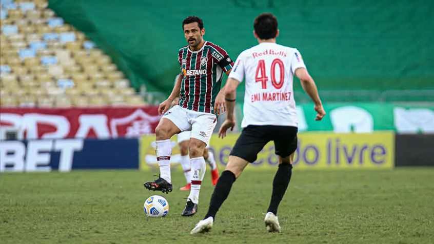 Fred elogia atuação de Luiz Henrique em vitória do Fluminense: 'Um dos nossos jogadores mais importantes'