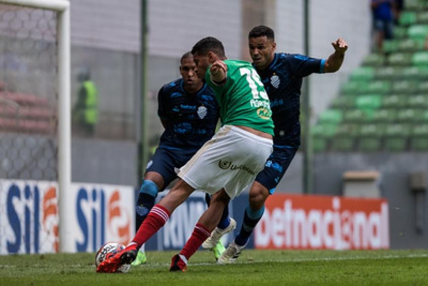 Escrita incômoda:Cruzeiro chega a 12 jogos sem vencer equipes alagoanas