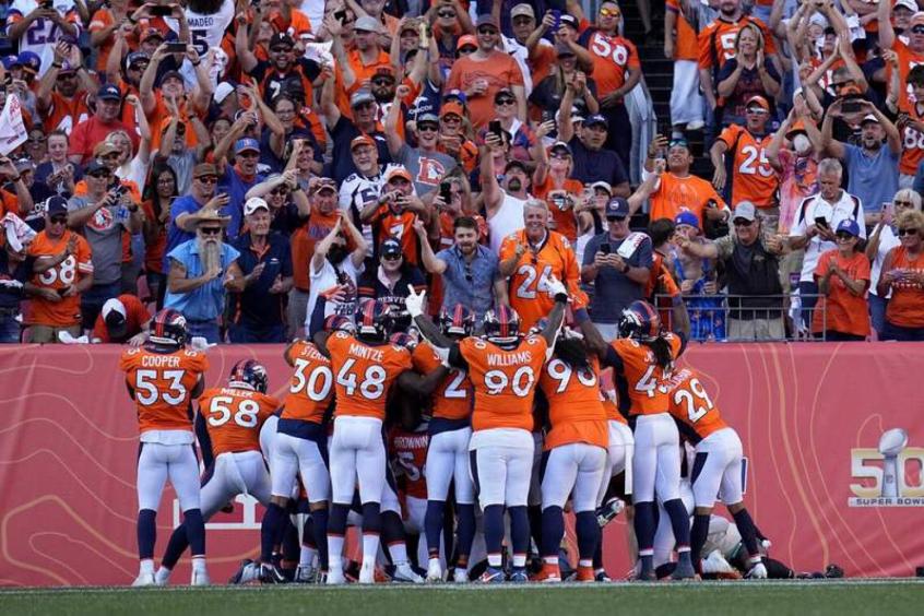 Broncos atropelam Jets, estabelecem marca que não acontecia desde 2016 e lideram AFC Oeste