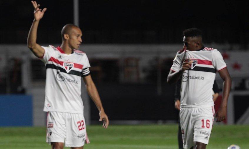 São Paulo terá sequência de duelos diretos no Brasileiro; veja os jogos