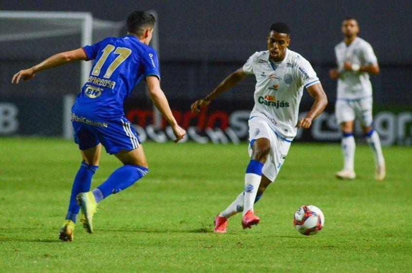 Após vitória contra o Cruzeiro, Iury fala sobre chances de acesso do CSA para o Brasileirão Série A