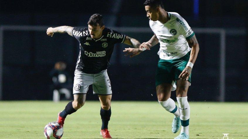 Rumo ao G4: empurrado pela torcida, Vasco supera o Goiás e engata a segunda vitória seguida na Série B