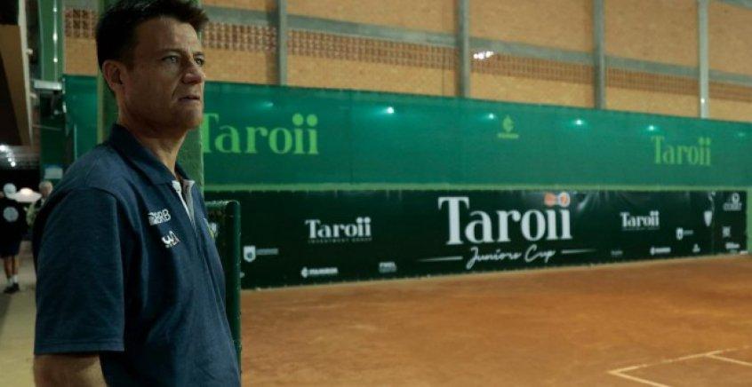 CBT marca presença no Taroii Juniors Cup e destaca importância de eventos no Brasil