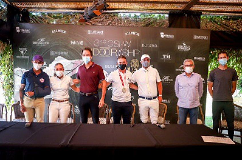 Indoor da Sociedade Hípica Paulista tem cavaleiros olímpicos como atrações