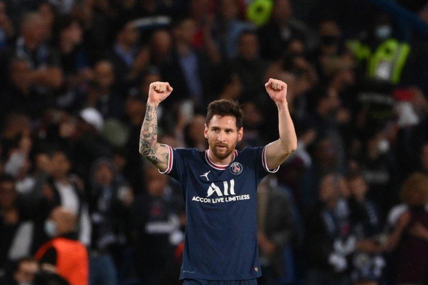 Messi celebra triunfo com primeiro gol pelo PSG: 'Vitória importante. Estou muito feliz'