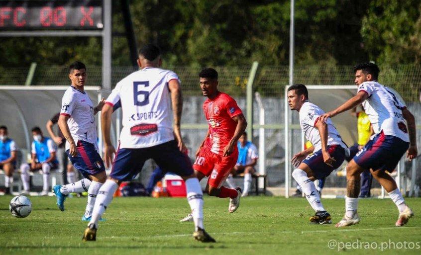 Natan quer dois grandes jogos do União Mogi diante do Flamengo-SP em jogo decisivo na Série B Paulista