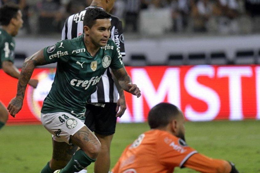 Palmeiras elimina o Atlético-MG e vai para sua sexta final de Libertadores